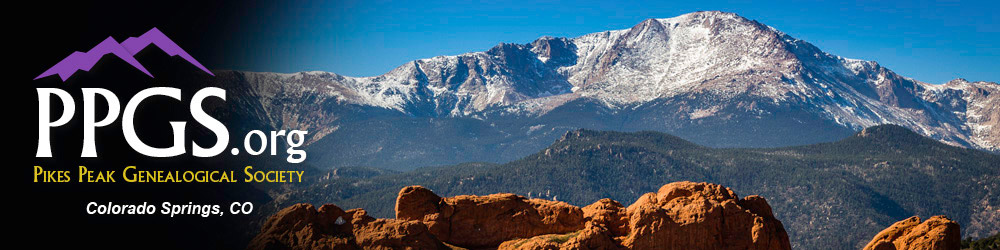 Pikes Peak Genealogical Society
